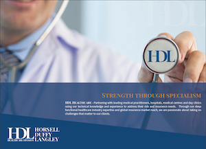hdl healthcare cover